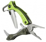 Multitool Gerber Crucial green
