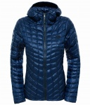 Kurtka Damska The North Face Thermoball Hoodie cosmic blue