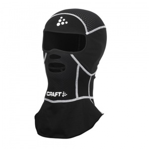 Kominiarka Craft Stretch Face Protector S/M black