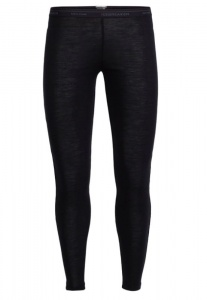 Kalesony damskie Icebreaker EVERYDAY LEGGINGS black M