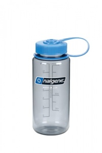 Butelka Nalgene Everyday wide mouth grey 0,5L