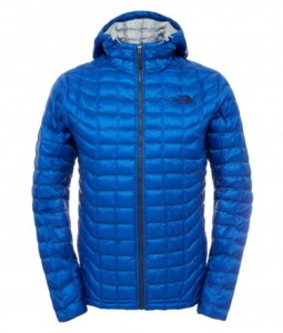 Kurtka Męska The North Face Thermoball HD monster blue EU S