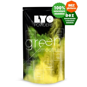 Koktajl Lyo Food Green Smoothie 14 g