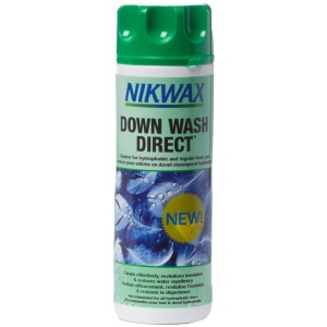 Środek piorący i impregnujący Nikwax Down Wash Direct  300ml