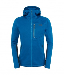 Bluza The North Face CANYONLANDS HOODIE banff blue XL