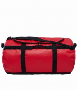 Torba The North Face Base Camp Duffel XXL tnf red/tnf black