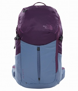 Plecak Damski The North Face Aleia 22-RC  blackeberry wine/folkstone grey M/L
