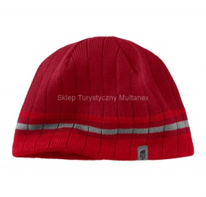 Czapka The North Face BLUES II BEANIE rio red/tnf red