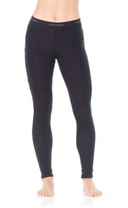 Spodnie damskie Icebreaker 175 EVERYDAY LEGGINGS black