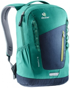 Plecak Deuter STEPOUT 16 navy-alpinegreen
