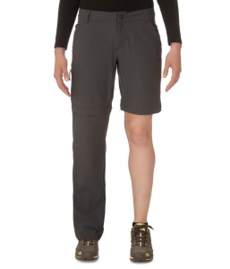 Spodnie Damskie The North Face Trekker Convertible Pant asphalt grey 2
