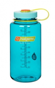 Butelka Nalgene Oasis Everyday wide mouth 1L cerulean