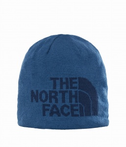 Czapka The North Face HIGHLINE BEANIE shady blue/urban navy camo
