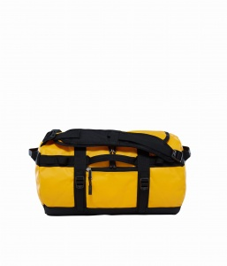 Torba Base Camp Duffel XS summit gold/tnf black 2