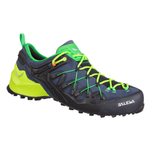 Buty Męskie Salewa MS Wildfire Edge ombre blue/fluo yellow
