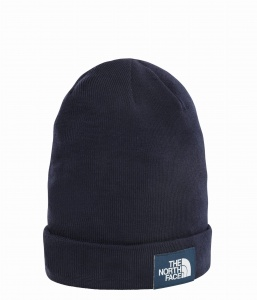 Czapka The North Face Dock Worker Beanie Recycled urban navy/blue