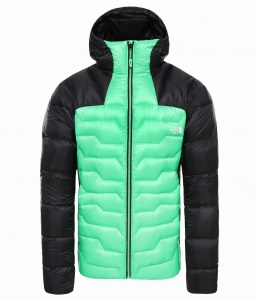 Kurtka Męska The North Face Impendor Down HD chlorophy II green/black