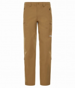 Spodnie Męskie The North Face Exploration Pant british khaki Reg.