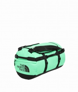 Torba The North Face Base Camp Duffel S chlorophy II green/tnf black