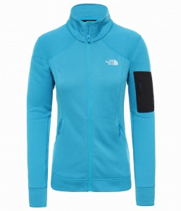 Polar Damski The North Face IMPENDOR Pd acoustic blue light heather