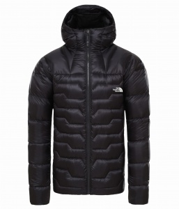 Kurtka Męska The North Face Impendor Down HD weathered black/tnf black