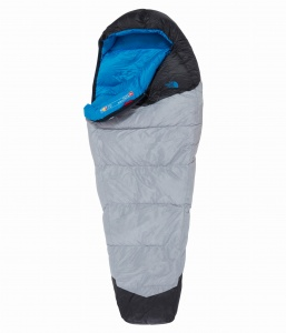 Śpiwór The North Face Blue Kazoo LONG high risk grey/hyper blue