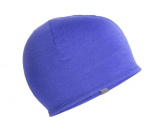 Czapka Icebreaker ADULT POCKET HAT mystic/midnight navy