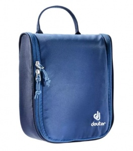 Kosmetyczka Deuter Wash Center I steel/navy