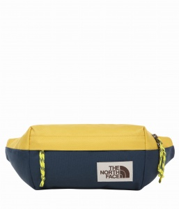 Nerka The North Face Lumbar Pack bomboo yellow/blue wing teal