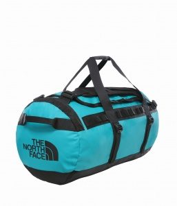 Torba The North Face Base Camp Duffel M fanfare green/tnf black