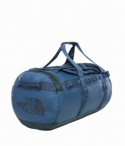 Torba The North Face Base Camp Duffel M blue wing teal/urban navy