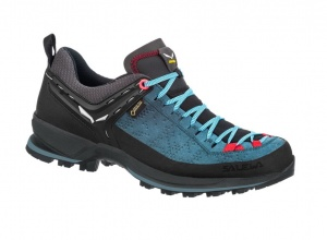 Buty Damskie Salewa MTN Trainer 2 GTX dark denim/fluo coral