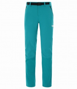 Spodnie Damskie The North Face Speedlight II Pant fanfare green
