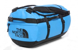 Torba The North Face Base Camp Duffel S clear lake blue/tnf black
