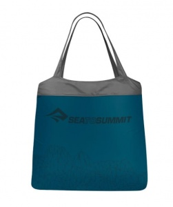 Torba Sea To Summit U-Sil Nano Shopping Bag blue