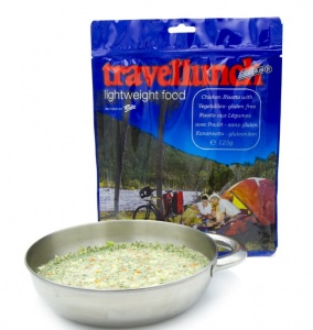 Travellunch Chicken Risotto z warzywami 1os
