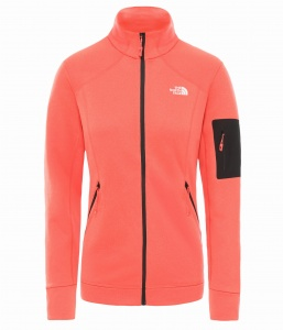 Polar Damski The North Face Impendor Pd cayenne red light heather