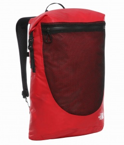 Plecak The North Face Waterproof Rolltop tnf red