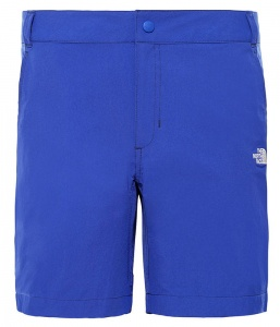 Spodenki  Damskie The North Face Exploration sodalite blue
