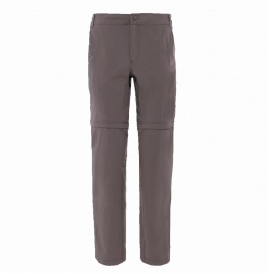 Spodnie Męskie The North Face Exploration Convertible Pant weimaraner brown