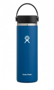 Butelka HydroFlask Wide Mouth cobalt 591 ml