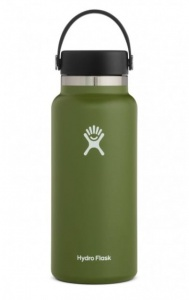 Butelka HydroFlask Wide Mouth olive 946 ml