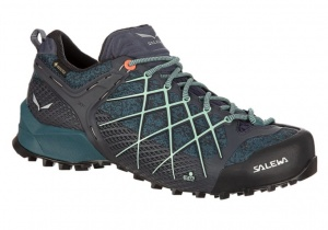 Buty Damskie Salewa Wildfire Gore-Tex ombre blue/atlantic deep