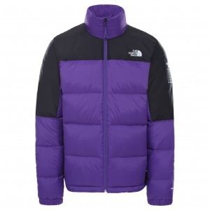Kurtka Damska The North Face Diablo Down peak purple/tnf black