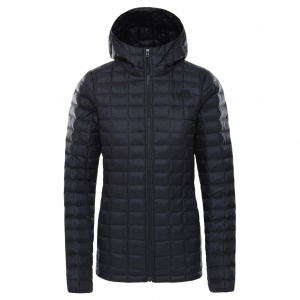 Kurtka Damska The North Face Thermoball Eco Hd black matte