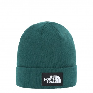 Czapka The North Face Dock Worker Beanie Recycled evergreen