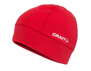 Czapka Craft XC Light Thermal S/M red
