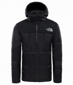 Kurtka Męska The North Face Himalayan Light Down Hoodie  tnf black