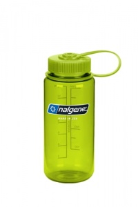 Butelka Nalgene Everyday wide mouth lime 0,5L