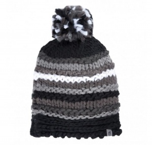 Czapka The North Face GRANDMA KNIT BEANIE black